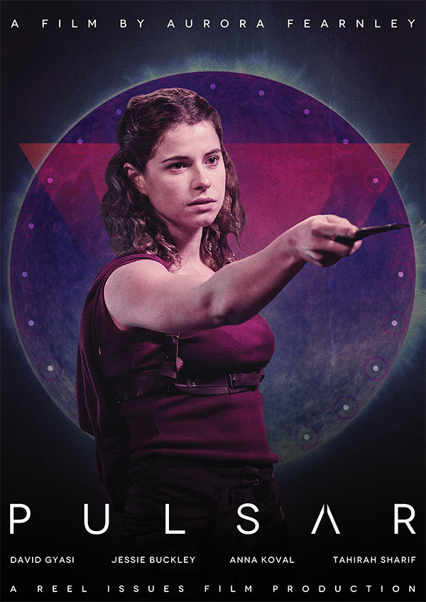 Jessie Buckley in Pulsar